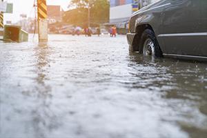avoid flooding